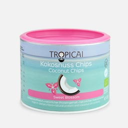 "120 g Kokosnuss Chips ""Sweet Blossom"""