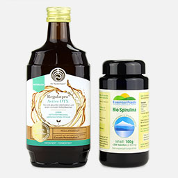 Set: Regulatpro®Active DTX + Bio Spirulina